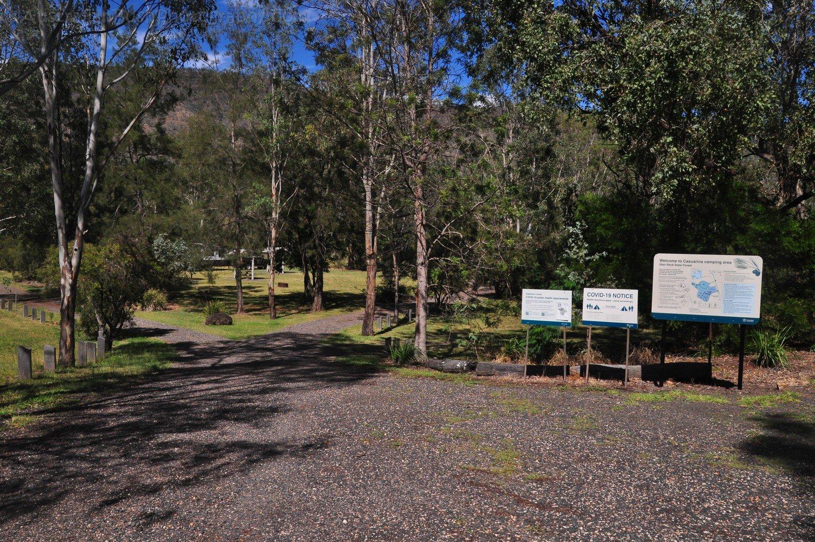 Glen Rock State Forest Reserve