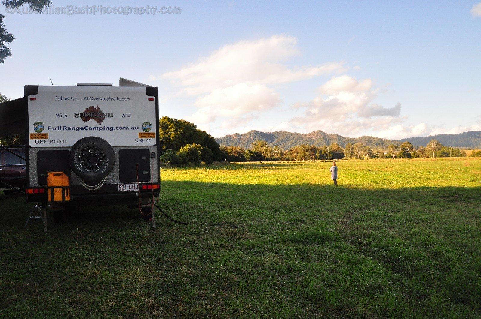 On the Road again!…Mt. Kilcoy