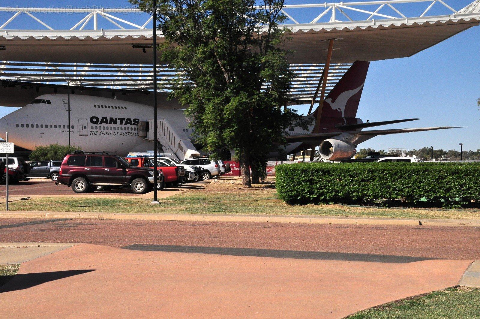 Qantas Founders Museum Longreach