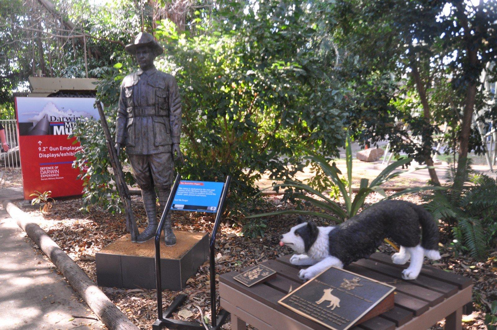 Darwin Military Museum and Mindil Beach